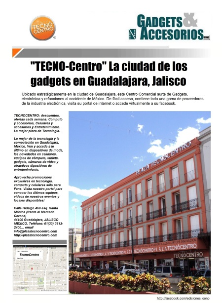 TecnoCentro La Ciudad del Gadget