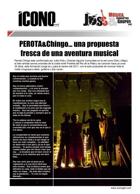 Perota y Chingo