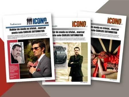 Carlos Sotomayor en nuestra ICONO Fanpage