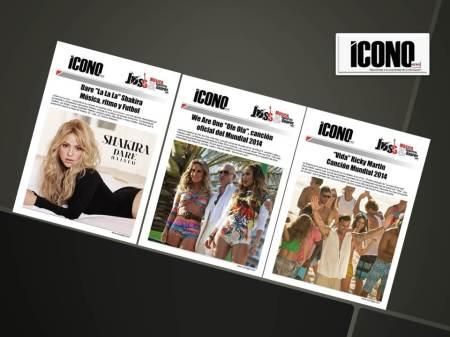 Bienvenidos a nuestra FANPAGE de ICONO