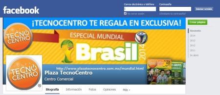 TecnoCentro en Facebook