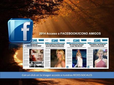 Acceso a ICONO el website de Alvaro López