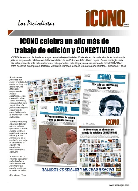 ICONO News