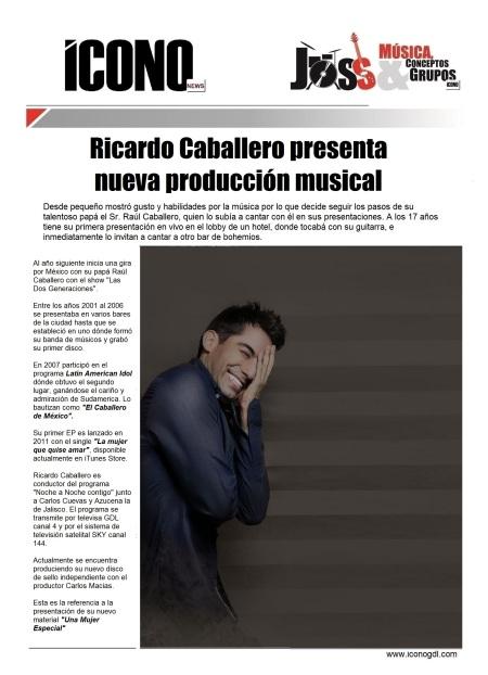 Ricardo Caballero