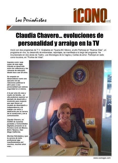 Claudia Chavero