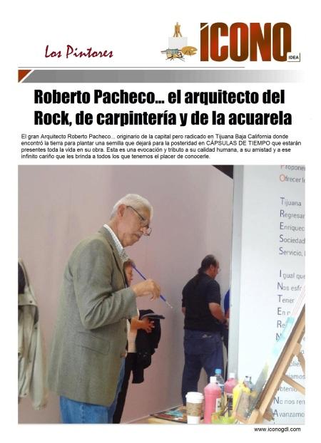 Arquitecto Roberto Pacheco