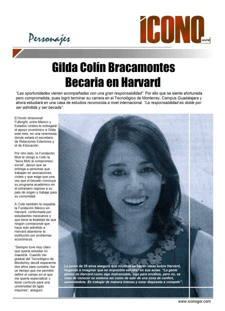 Gilda Colin Bracamontes