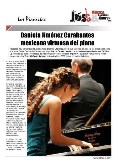 Daniela Jiménez Carabantes