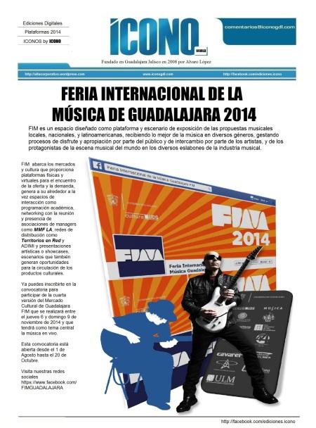 FIM Feria Internacional de la Música en GDL