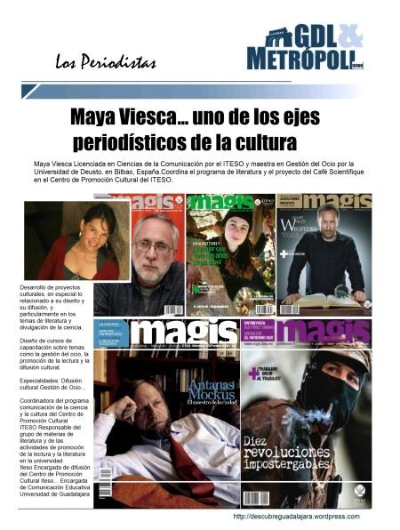 Maya Viesca