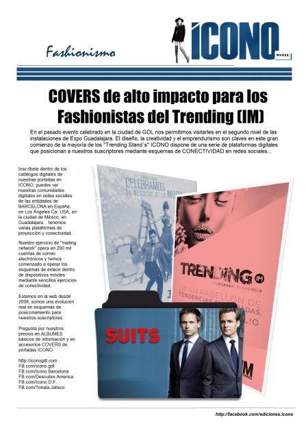 COVERS para Trending WORK