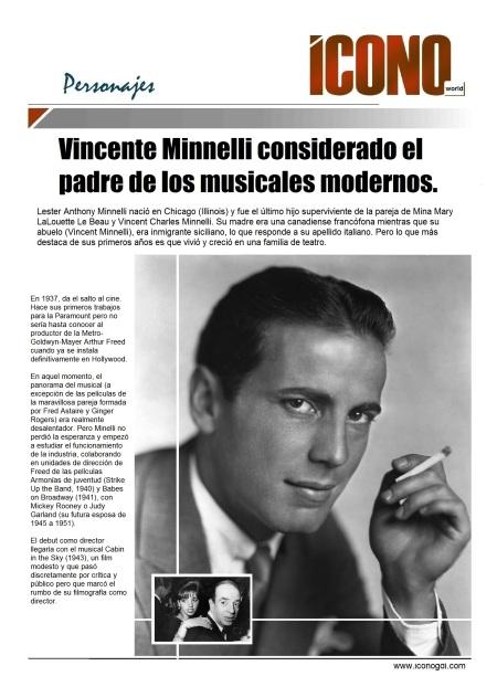 Tributo a Vincent Minnelli