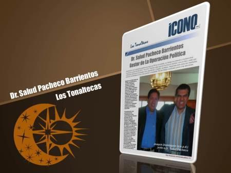 Salud Pacheco Barrientos desde  nuestra FANPAGE