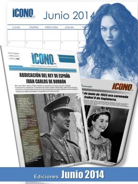 Bienvenidos a la experiencia de la Información ICONO Junio 2014