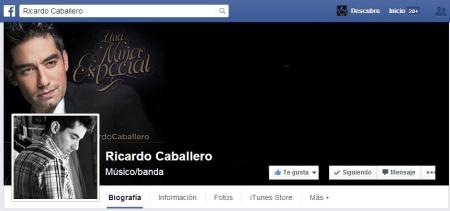 Bienvenidos al mundo de RICARDO CABALLERO