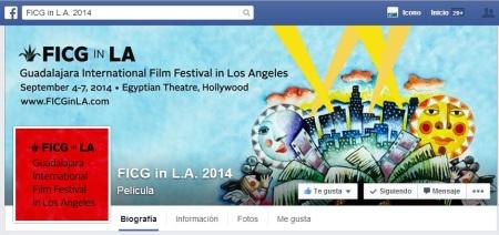 Bienvenidos a las Redes Sociales de FICG en L.A.