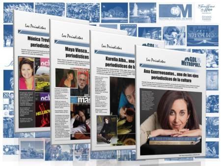 Los Periodistas de la Cultura en Guadalajara Jalisco México