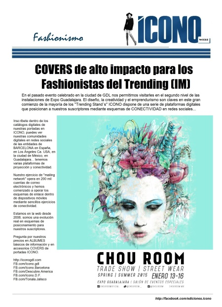 Covers by ICONO