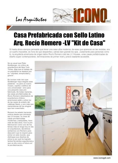 Rocio Romero La Arquitectura en la Vivienda