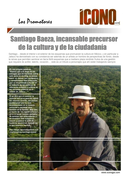 Santiago Baeza Sánchez