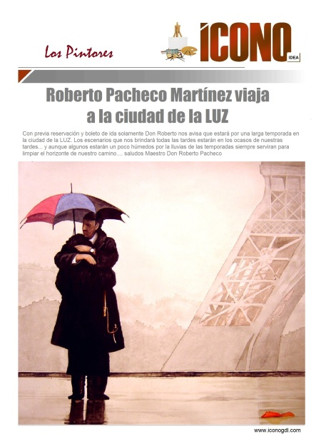 Roberto Pacheco Martínez