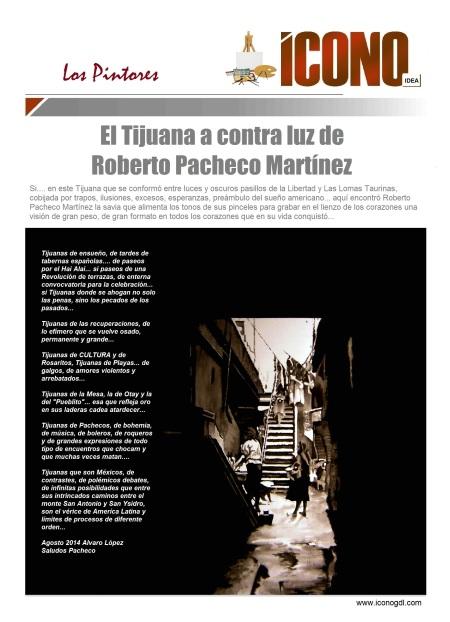 Tijuanas de Roberto Pacheco y Alvaro López
