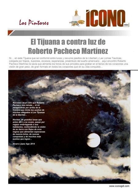 Noches de lunas en Tijuana por Roberto Pacheco y Alvaro López