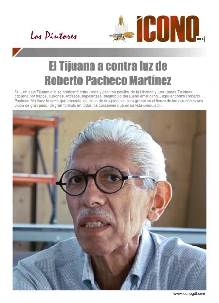 Arq. Roberto Pacheco Martínez