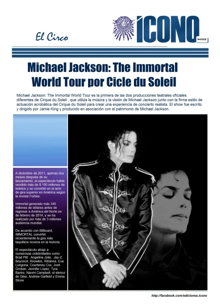 The Inmortal Tour