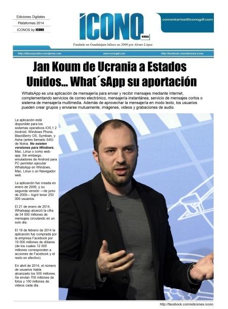Jan Koum