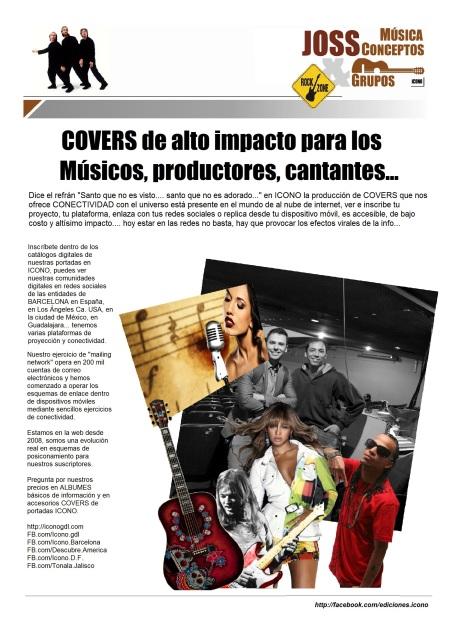 COVERS de CONECTIVIDAD