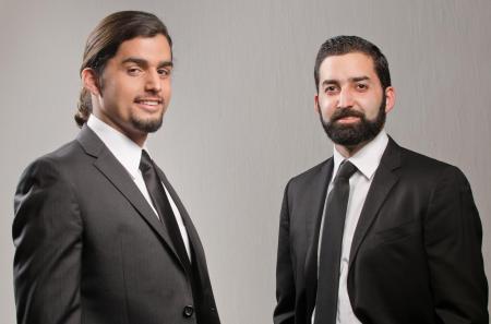 Alejandro e Iván Torres