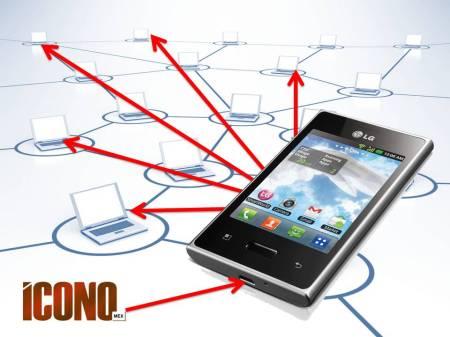 Envia tu COVER a todos tu comunidad de Dispositivos móviles