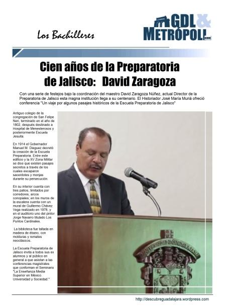 Maestro David Zaragoza