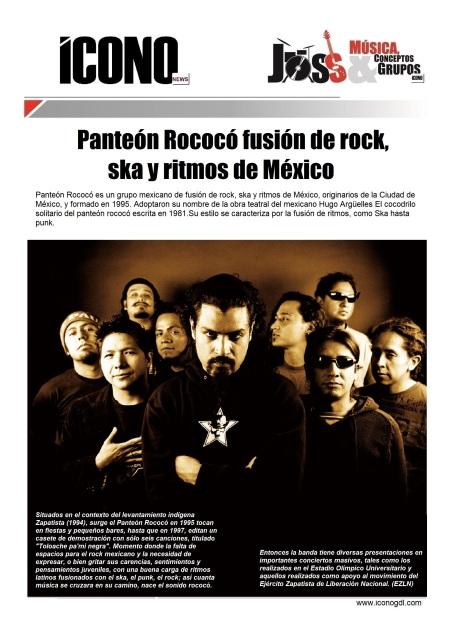 09 03 2014 Joss Panteón Rococó