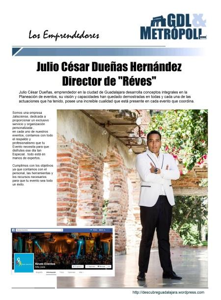 Julio César Dueñas