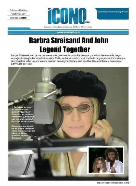 Barbra Streisand 2014
