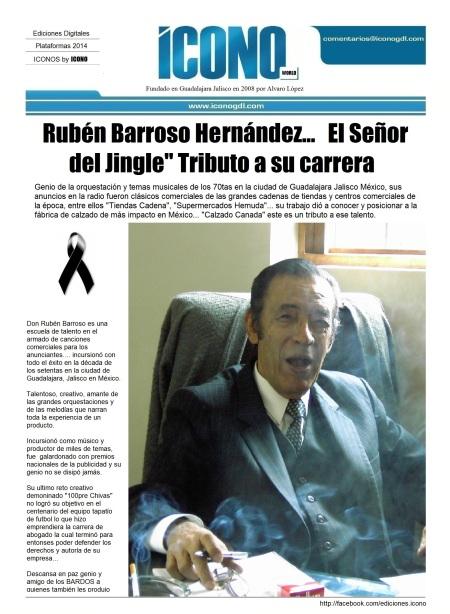 Rubén Barroso Hernández