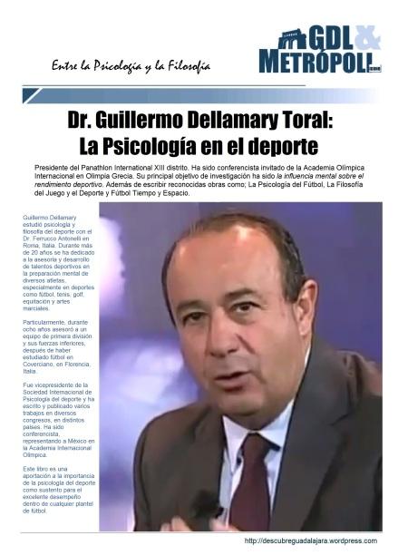 Dr. Guillermo Dellamary Toral