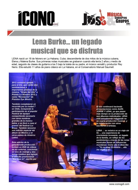 Lena Burke