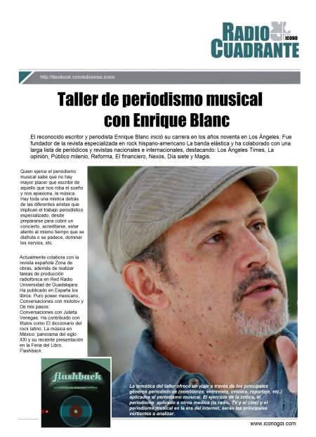 Enrique Blanc RADARFIM