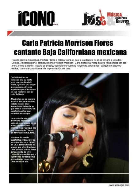 Carla Mórrison