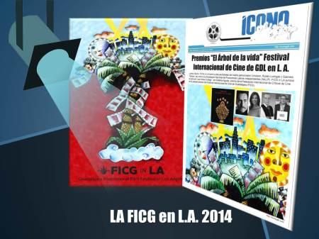 Bienvenidos a FICG en L.A. 2014