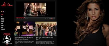 Lena Burke Website