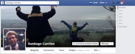Santiago Carriles
