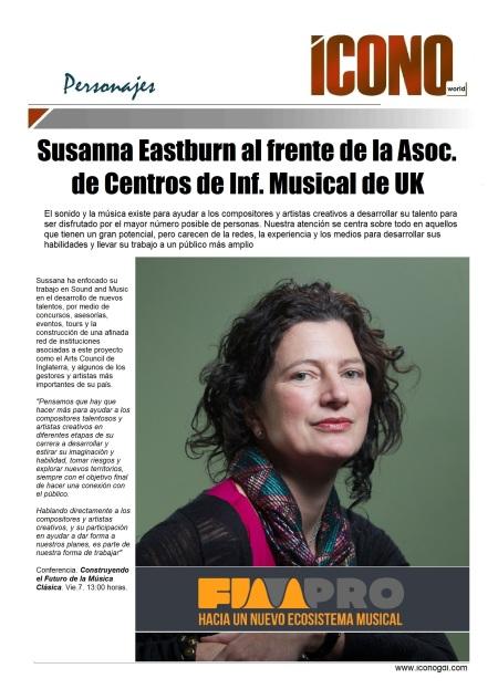 Susana EASTBURN