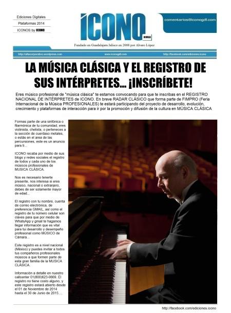 Los Interpretes de Música Clásica