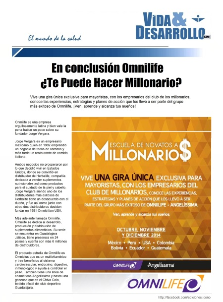 10 06 2014 omnilife millonarios
