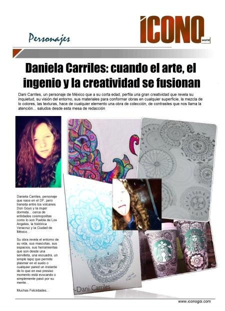 Daniela Carriles
