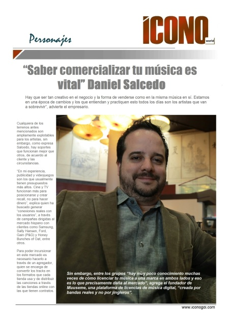 Daniel Salcedo